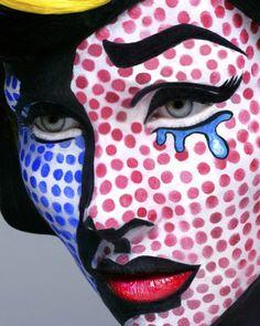 Hommage to Roy Lichtenstein