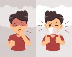 concepto-contaminacion-aire-hombre-tosiendo-usando-mascarilla-protectora-contra-humo_52569-1185