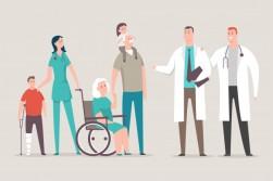 medico-enfermera-pacientes-vector-personaje-dibujos-animados-aislado-sobre-fondo_97231-354